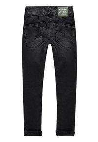 Vingino - ANZIO - Jeans Skinny Fit - dark grey vintage - 3