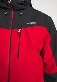 Regatta - BIRCHDALE - Hardshell jacket - red - 5