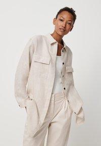 someday. - Summer jacket - beige - 0