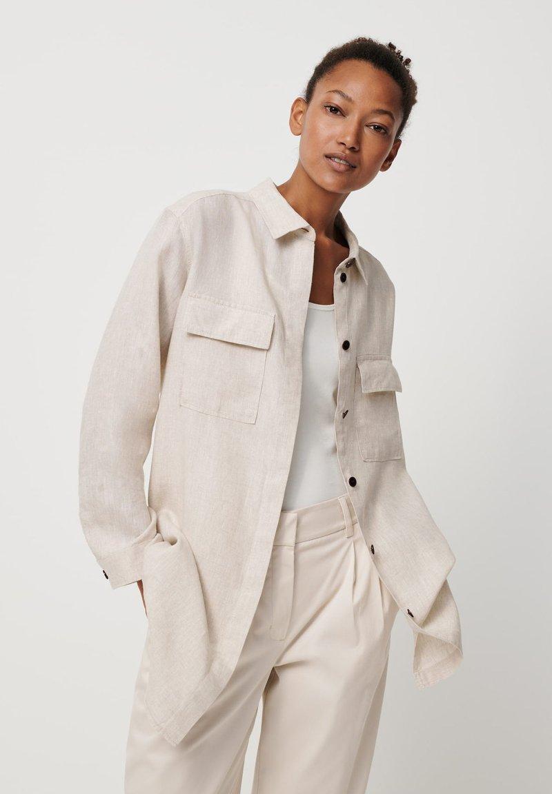 someday. - Summer jacket - beige
