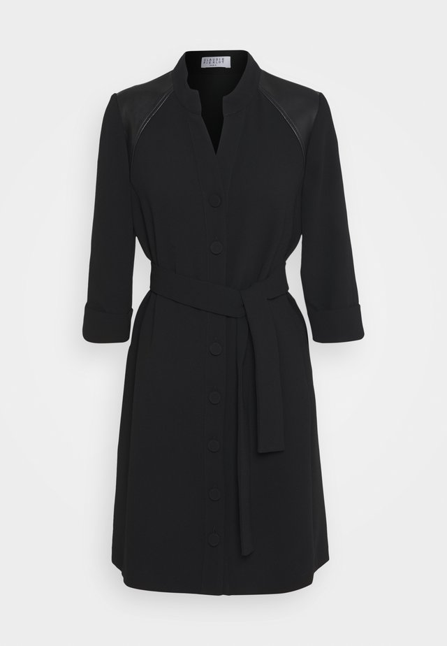 RIVABELLA - Day dress - noir