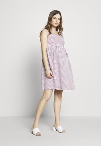 Pomkin - EUGÉNIE - Denní šaty - red/white/navy - 1