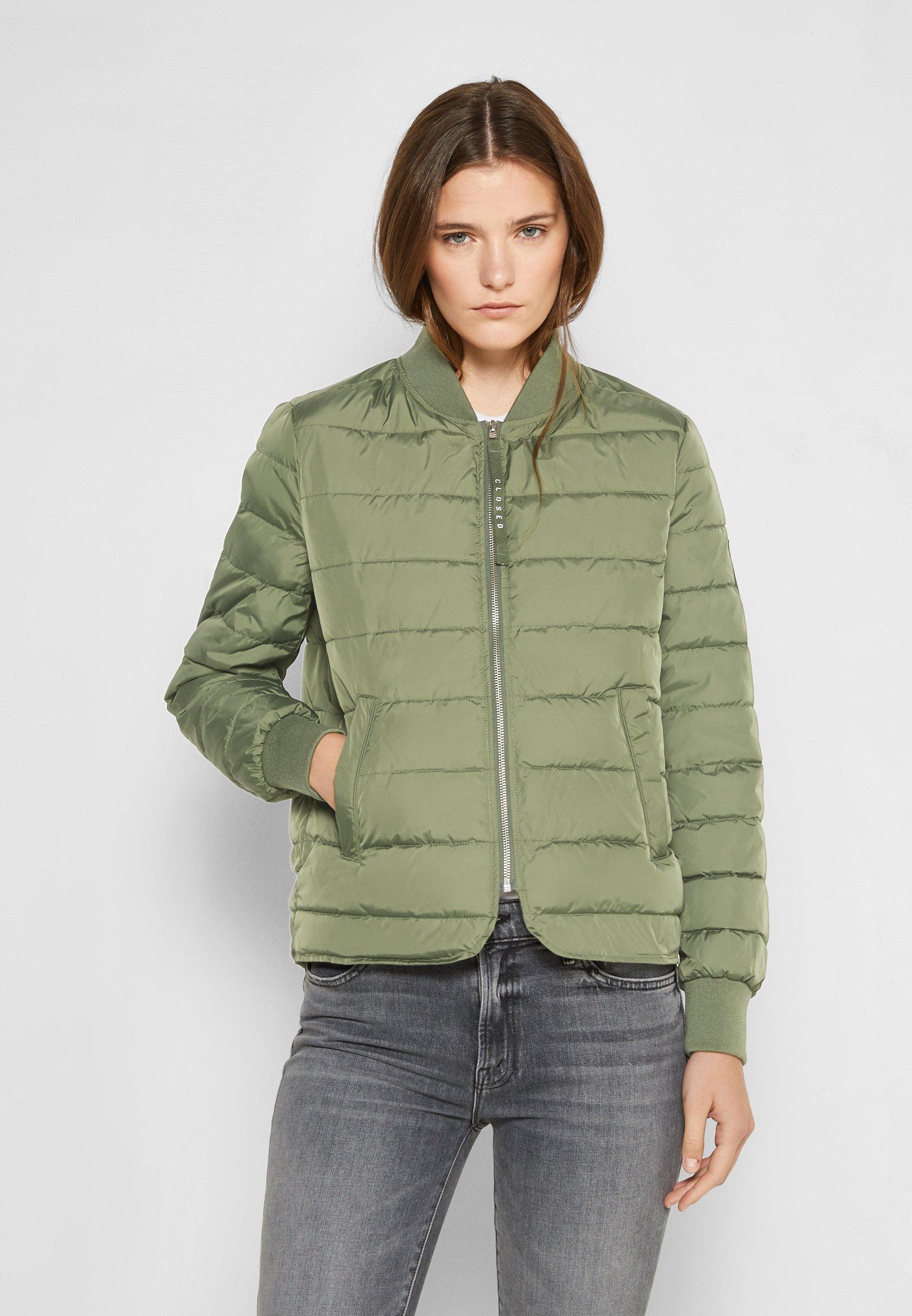 Women ECHO SHORT - Down jacket