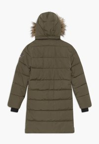 Killtec - BANTRY GRLS QUILTED - Winter coat - khaki - 1