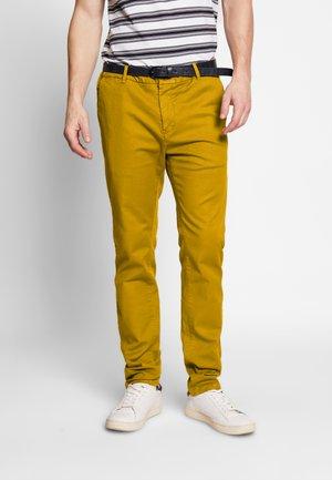 STUART - Chino kalhoty - sandstone