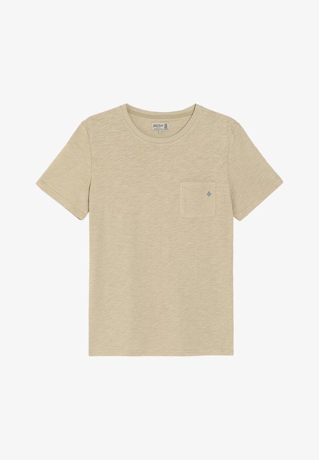 T-paita -  khaki
