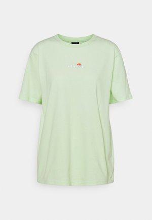 MIYANA - T-shirts - light green