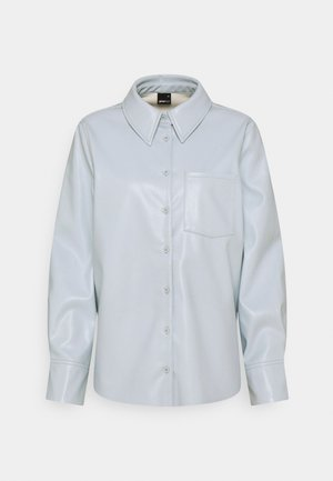 ALICE SHIRT - Button-down blouse - skyway