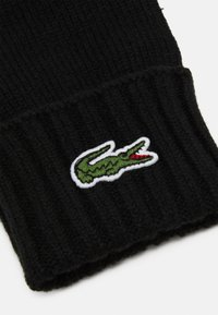 Lacoste - UNISEX - Gloves - black - 2