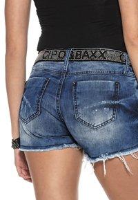 Cipo & Baxx - Denim shorts - blau - 5