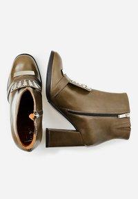 RISA - Ankle boots - grün - 2