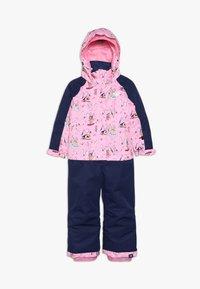 Roxy - PARADISE SUIT  - Talvihaalari - prism pink snow trip - 2