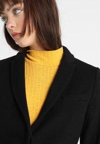 Benetton - CLASSIC TAILORED COAT - Classic coat - black - 4