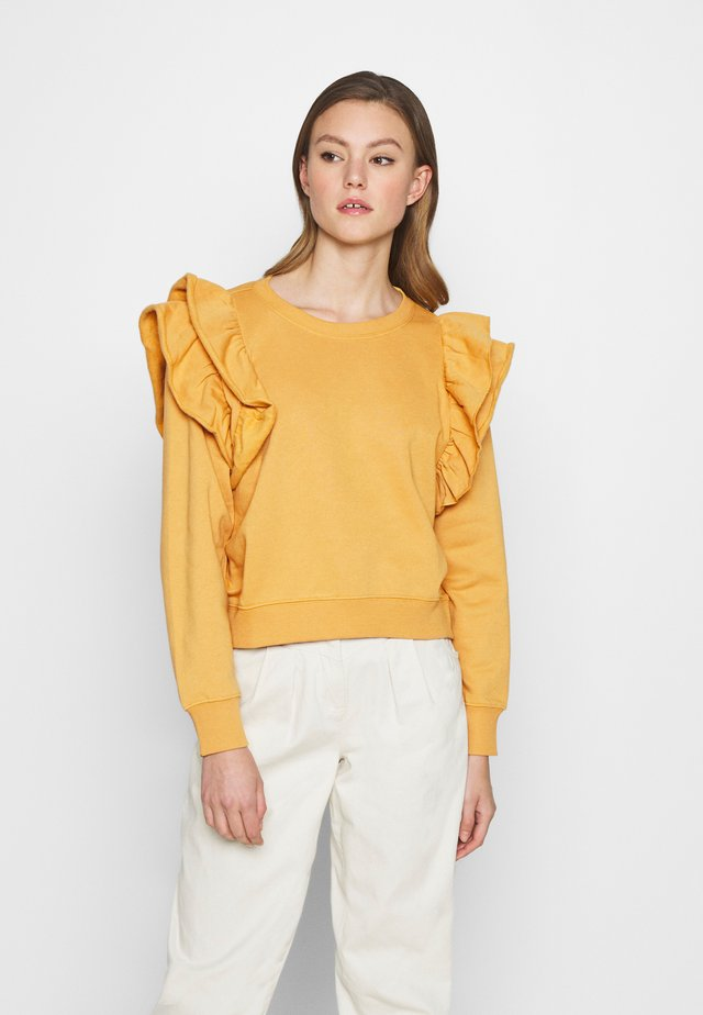 MISA - Bluza - yellow