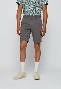 BOSS - SCHINO - Shorts - dark grey - 0