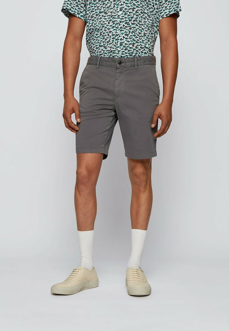 BOSS - SCHINO - Shorts - dark grey