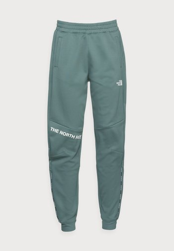 PANT  - Tracksuit bottoms - balsam green
