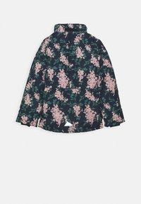 Name it - NKFMAXI JACKET FLOWER - Zimní bunda - dark sapphire - 2