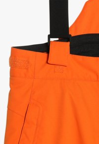 Kjus - BOYS VECTOR PANTS - Snow pants - orange - 5