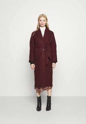 CECILIA COAT - Classic coat - rot