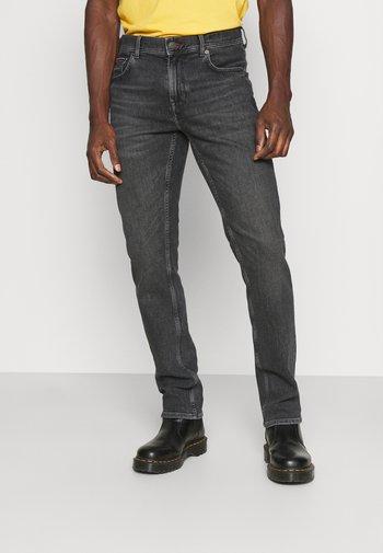 DENTON - Jeans straight leg - belver grey