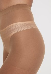 Anna Field - 5 PACK - Strumpfhose - light brown - 2