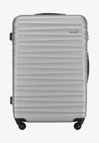 Wittchen - GROOVE LINE - Wheeled suitcase - gray - 0