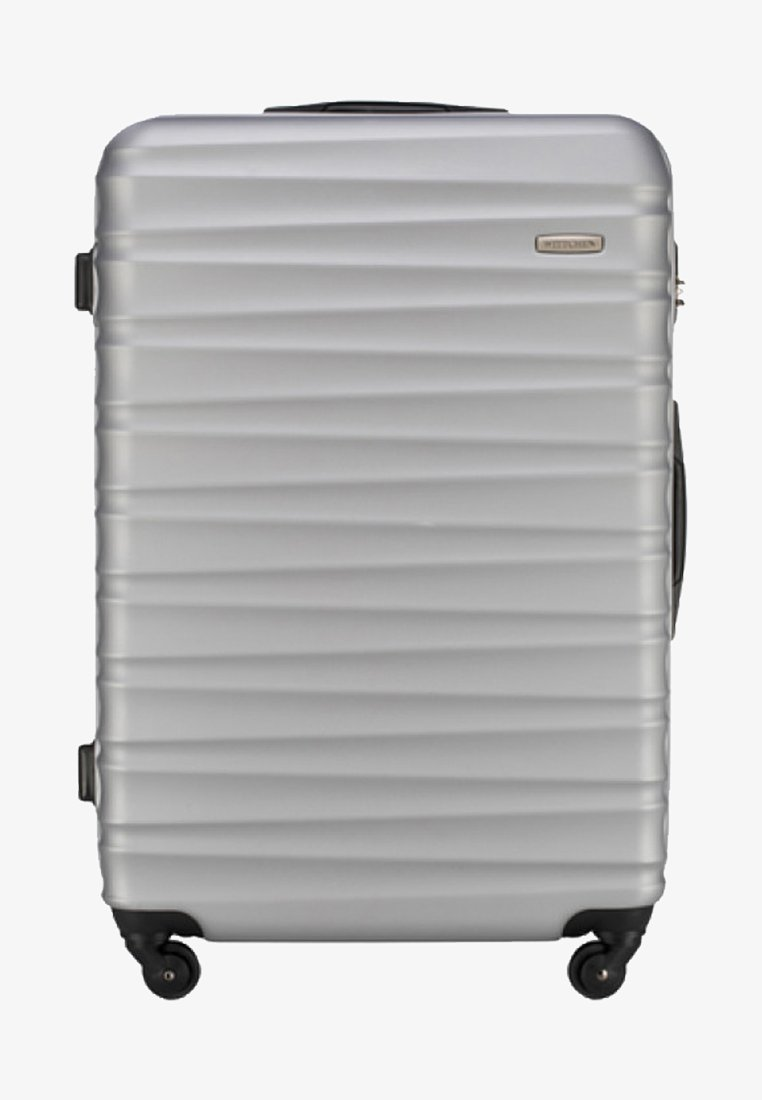 Wittchen - GROOVE LINE - Wheeled suitcase - gray