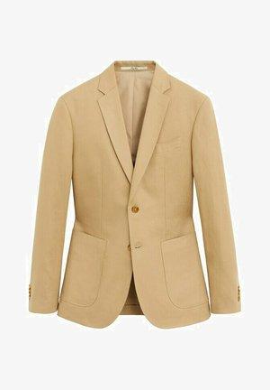 COLA - Blazer jacket - sandfarben