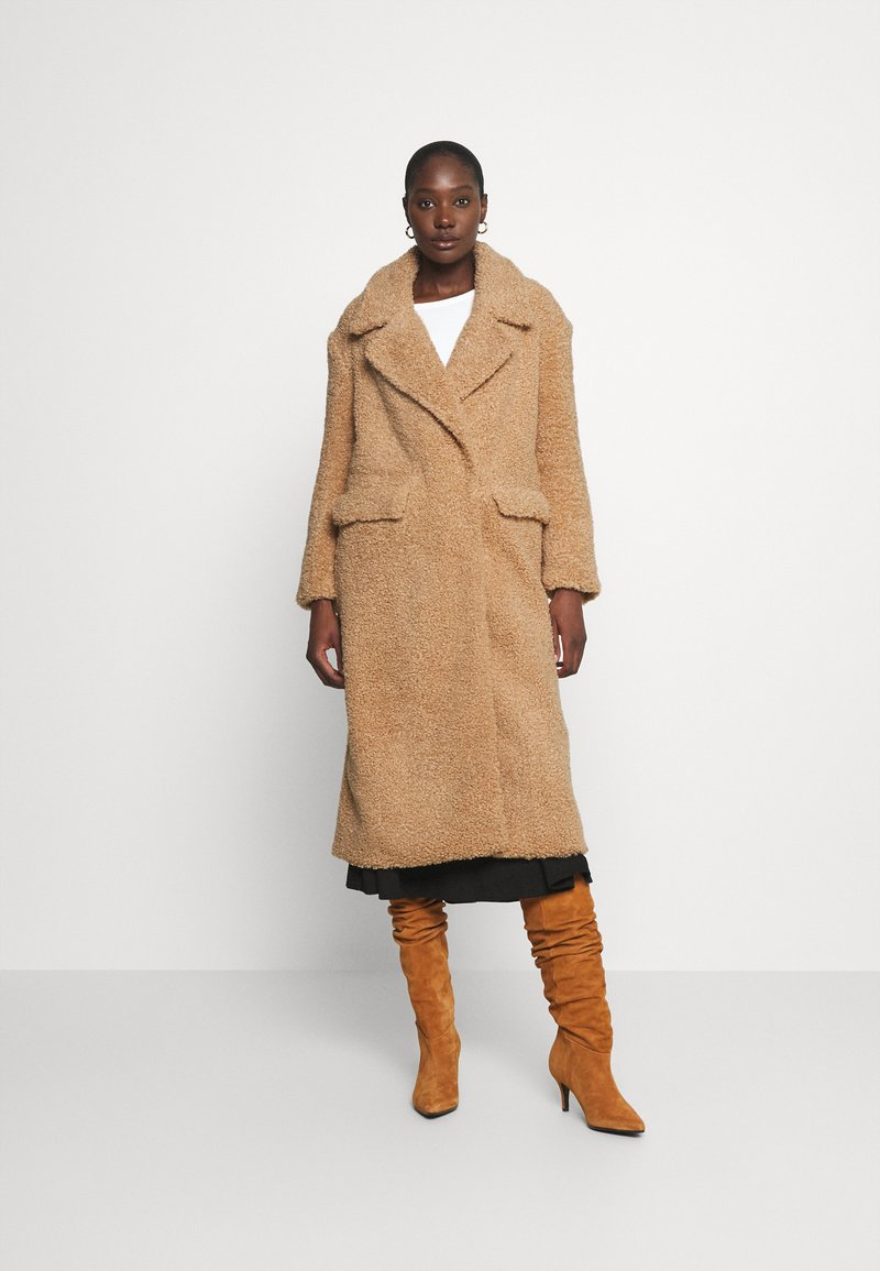 Rich & Royal - Classic coat - white coffee