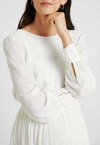 IVY & OAK Maternity - BRIDAL MATERNITY DRESS - Vestito estivo - snow white - 5
