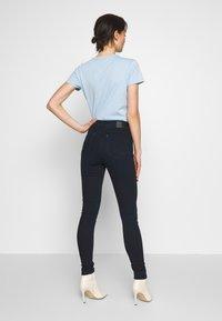 G-Star - LHANA HIGH SUPER SKINNY - Jeans Skinny Fit - worn in midnight - 2