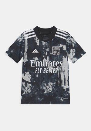 OLYMPIQUE LYON 3 Y - Football shirt - black