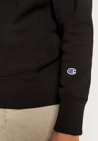 Champion Reverse Weave - HALF ZIP - Sweatshirt - black - 5