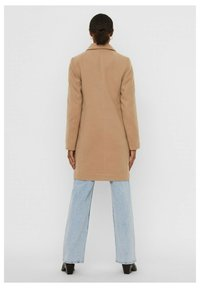 Vero Moda - Halflange jas - beige - 2