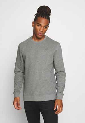 ONSVINCENT CREW NECK - Mikina - medium grey melange