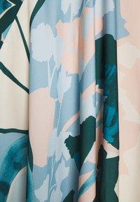 Esprit Collection - PRINT SKIRT - Maksihame - cream beige - 2