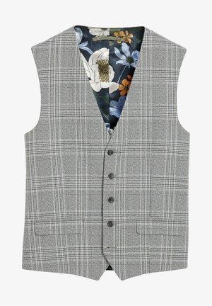 Vesta do obleku - grey