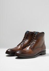 Giorgio 1958 - Šněrovací kotníkové boty - brown - 2