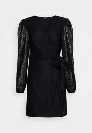 AMY DRESS - Vestido de cóctel - black