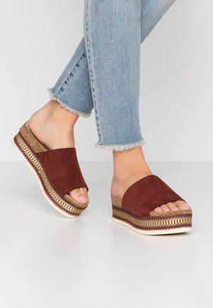 Sandaler - abri