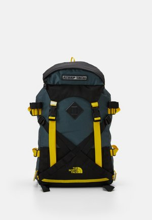 STEEP TECH PACK UNISEX - Plecak - vanadis grey/lightning yellow
