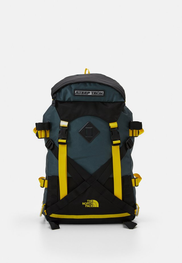STEEP TECH PACK UNISEX - Reppu - vanadis grey/lightning yellow
