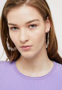 P D Paola - CALIFORNIA  - Earrings - silver-coloured - 1