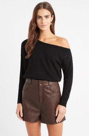 PULL MERINOS - Sweater - z2-black/noir