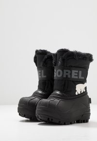 Sorel - CHILDRENS - Winter boots - black/charcoal - 3