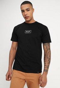 HUF - DHARMA - T-shirt print - black - 2