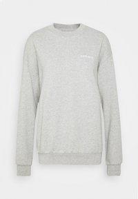 TYPEFACE  - Sweatshirt - grey heather/white