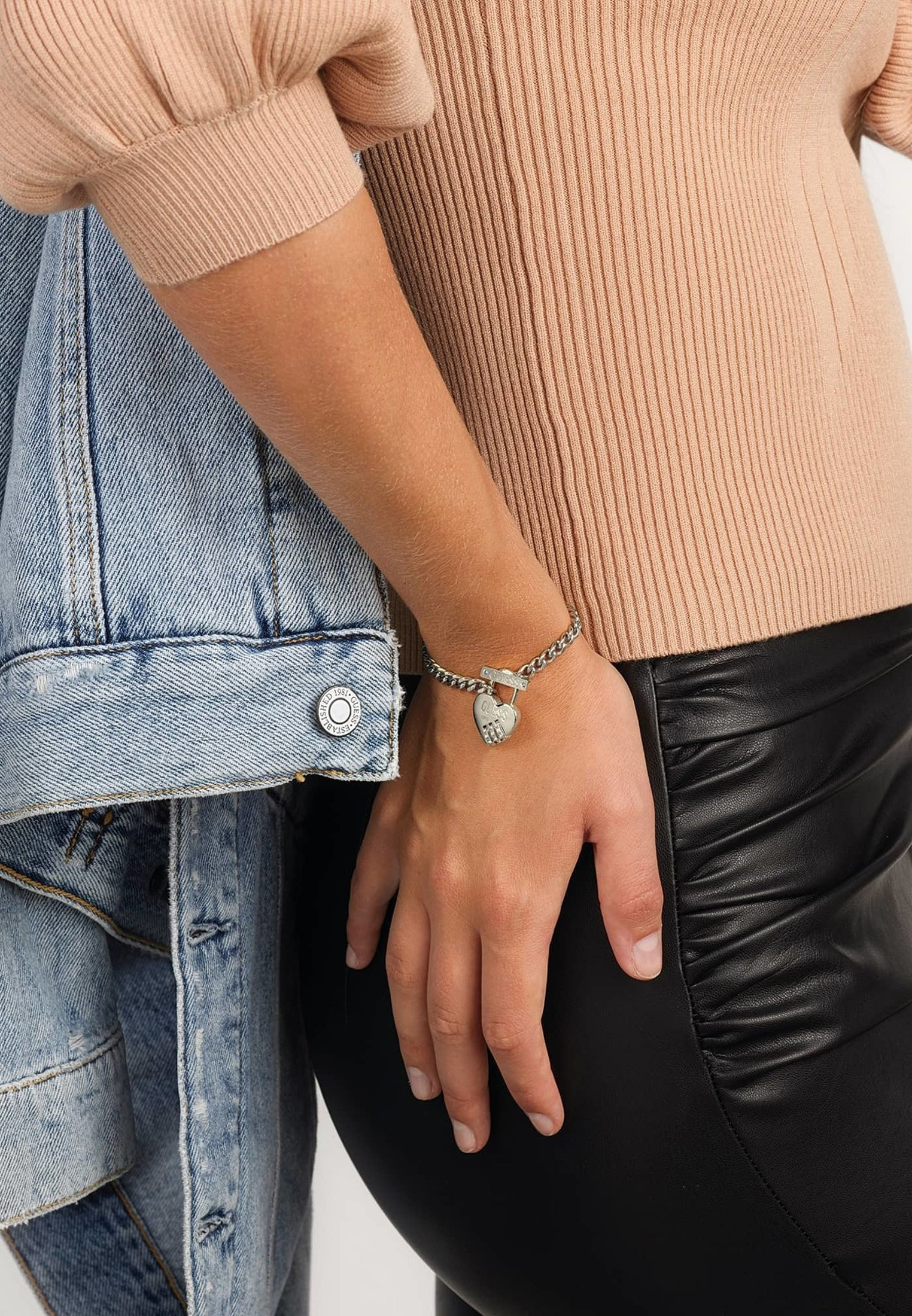 Femme LOCK ME UP - Bracelet