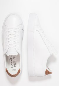 GARMENT PROJECT - TYPE - Sneakers laag - white - 1